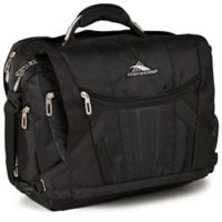 High Sierra® XBT TSA Laptop Messenger Bag in Black