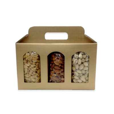 Assorted Gourmet Nut Box