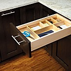 Rev-A-Shelf - LD-4CT15-1 - Small Adjustable Wood Drawer Organizer Kit