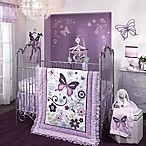 Lambs & Ivy® Butterfly Lane 5-Piece Crib Bedding Set