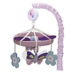 Lambs & Ivy® Butterfly Lane Musical Mobile