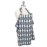 Hooter Hiders® by Bebe au Lait® Nursing Cover in Azure