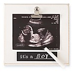 Mud Pie® Ultrasound Photo Frame