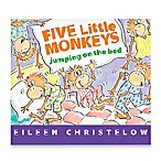 Five Little Monkeys Jumping on the Bed  Board Book by Eileen Christelow