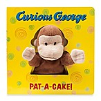 """Curious George Pat-A-Cake"" Board Book"