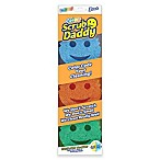 Scrub Daddy® 3-Piece Color Sponges Set