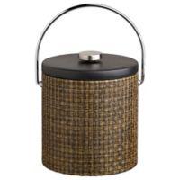 Kraftware™ Copper Verde 3 qt. Ice Bucket with Black Vinyl Lid
