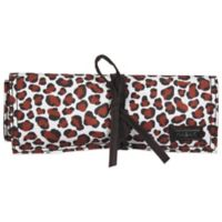 Hadaki Jewelry Roll in Luna Blue Safari Cheetah