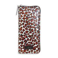 Hadaki Large Money Pod in Luna Blue Safari Cheetah