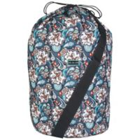 Hadaki Laundry Bag in Luna Blue Safari Paisley