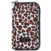 Hadaki Essential Crossbody in Luna Blue Safari Cheetah