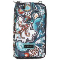 Hadaki Essential Crossbody in Luna Blue Safari Paisley