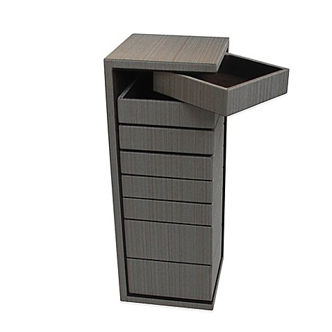 Cameron 8 Tier Jewelry Tower Bed Bath Amp Beyond