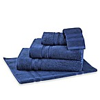 Wamsutta® Perfect Soft MICRO COTTON® Bath Towel in Denim Blue