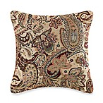 Make-Your-Own-Pillow Livorno Square Throw Pillow Cover in Multi