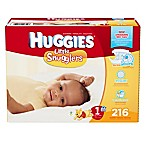 Huggies® Little Snugglers 216-Count Size 1 Diapers