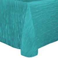 Delano 70-Inch x 104-Inch Oblong Tablecloth in Turquoise