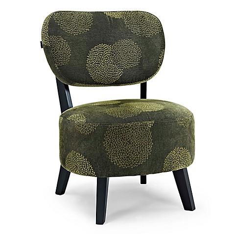 Buy Dwell Home Sphere Accent Chair in Green Sunflower from