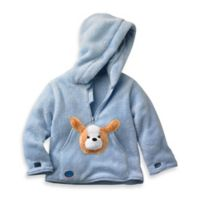 HoOdiePet™ Size 12 - 24M Barkie the Puppy Hoodie in Blue