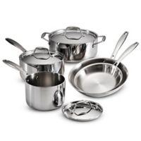 Tramontina® Gourmet 8-Piece Tri-Ply Clad Cookware Set
