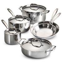 Tramontina® Gourmet 10-Piece Tri-Ply Clad Cookware Set