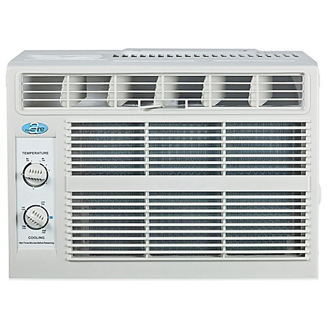 Perfect Aire 174 5 000 Btu Window Air Conditioner Bed Bath