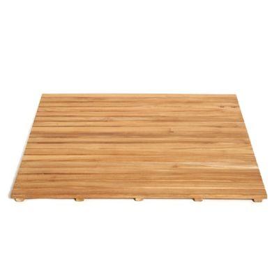 Buy 36 Inch Backless Rosemont Teak Shower Bench From Bed