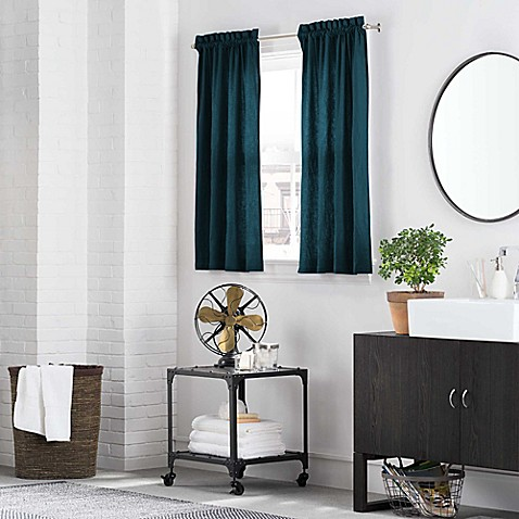 kenneth cole curtains buy kenneth cole reaction home mineral window curtain tier 124