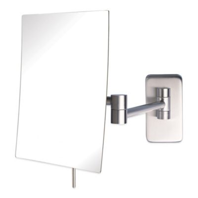 Buy Jerdon 7x 1x Wall Mount 20 Inch Extension Mirror From