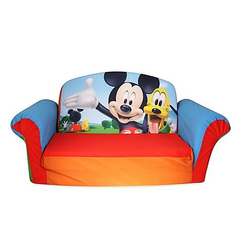 Spin Master™ Marshmallow Mickey Mouse Flip Open Sofa
