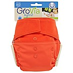 GroVia® Diaper Cover Shell in Persimmon