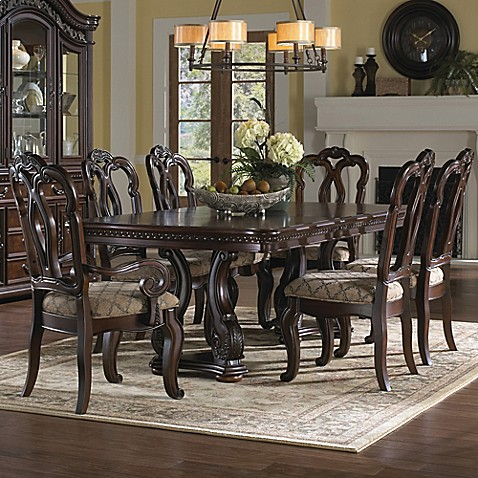 Pulaski San Marino 9 Piece Dining Room Set Bed Bath Amp Beyond