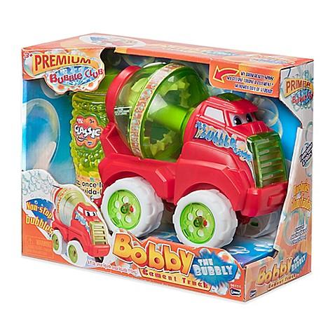 Toy Cement Trucks