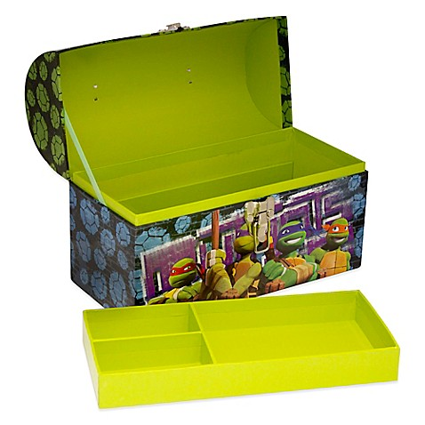 Teenage Mutant Ninja Turtles Tool Box Bed Bath Amp Beyond