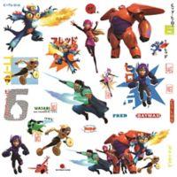 Disney® Big Hero 6 Wall Graphix Peel and Stick Giant Wall Decals