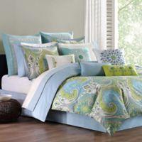 Echo Design™ Sardinia Reversible California King Comforter Set