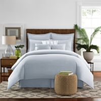 Real Simple® Boden Full/Queen Duvet Cover in Pale Blue