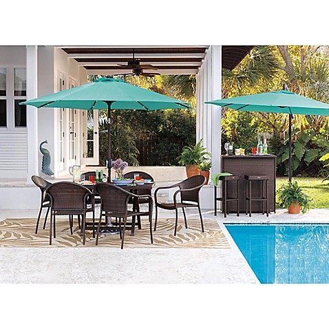 Barrington patio furniture collection bed bath beyond for Outdoor furniture hwy 7