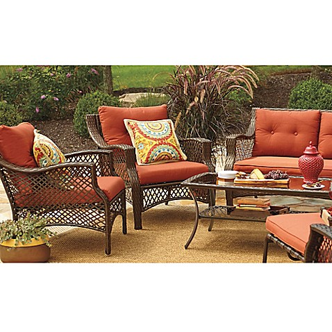 Stratford Patio Furniture Collection Bed Bath Beyond