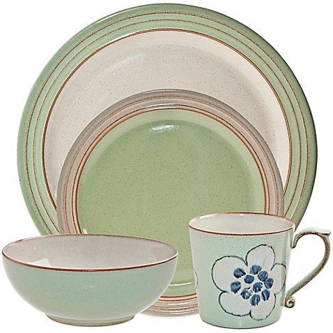 Denby Heritage Orchard Dinnerware Collection In Green