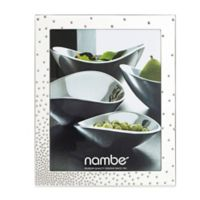 Nambe 8-Inch x 10-Inch Dazzle Frame