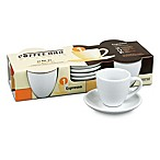Coffee Bar by Konitz No. 1 Espresso Cups in White (Set of 4)