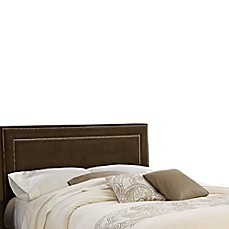 Hillsdale Amber Queen Headboard with Rails