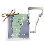Ann Clark State of Vermont Cookie Cutter
