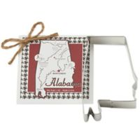 Ann Clark State of Alabama Cookie Cutter
