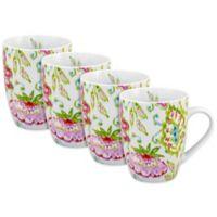 Dena™ Home Marakesh Mugs (Set of 4)