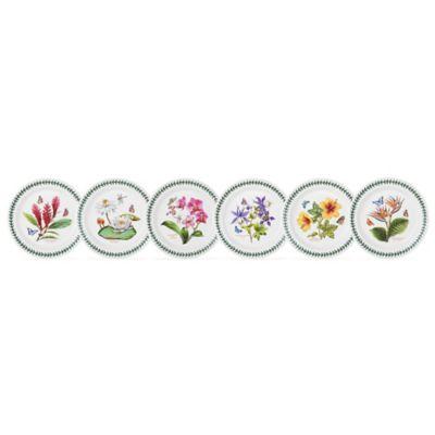 Portmeirion® Exotic Botanic Garden Assorted Dinner Plates (Set of 6)  sc 1 st  Bed Bath \u0026 Beyond & Buy Portmeirion® Dinner Plates from Bed Bath \u0026 Beyond