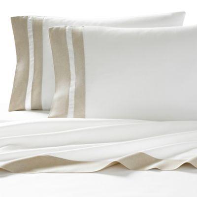 kassatex braga egyptian cotton queen flat sheet