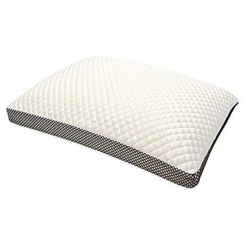 Therapedic 174 Trucool Memory Foam Side Sleeper Pillow Bed