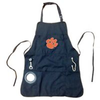 Clemson University Heavy-Duty Grilling Apron